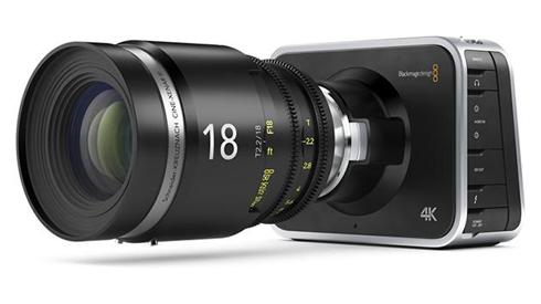 Blackmagic 4K Camera