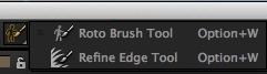 Refine Edge Tool