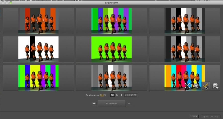 After Effects Brainstorm