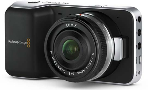 Blackmagic Pocket Cam