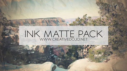 Ink Matte Pack