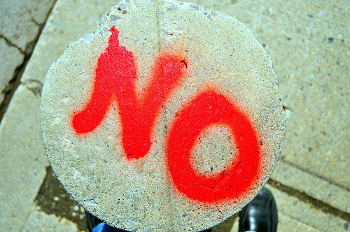 ways to say no to your clients