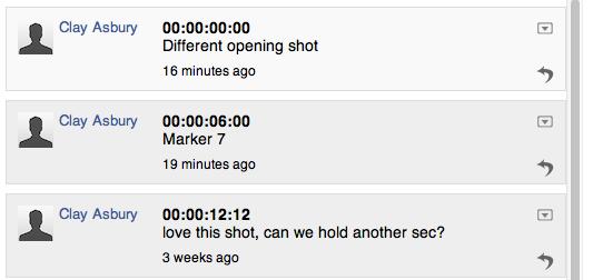Markers updates immediately