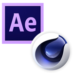 After Effects Cinema 4D