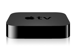 Free Apple TV PSD