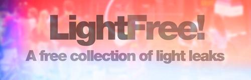 Free Light Leaks