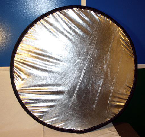 DIY Collapsable Reflector