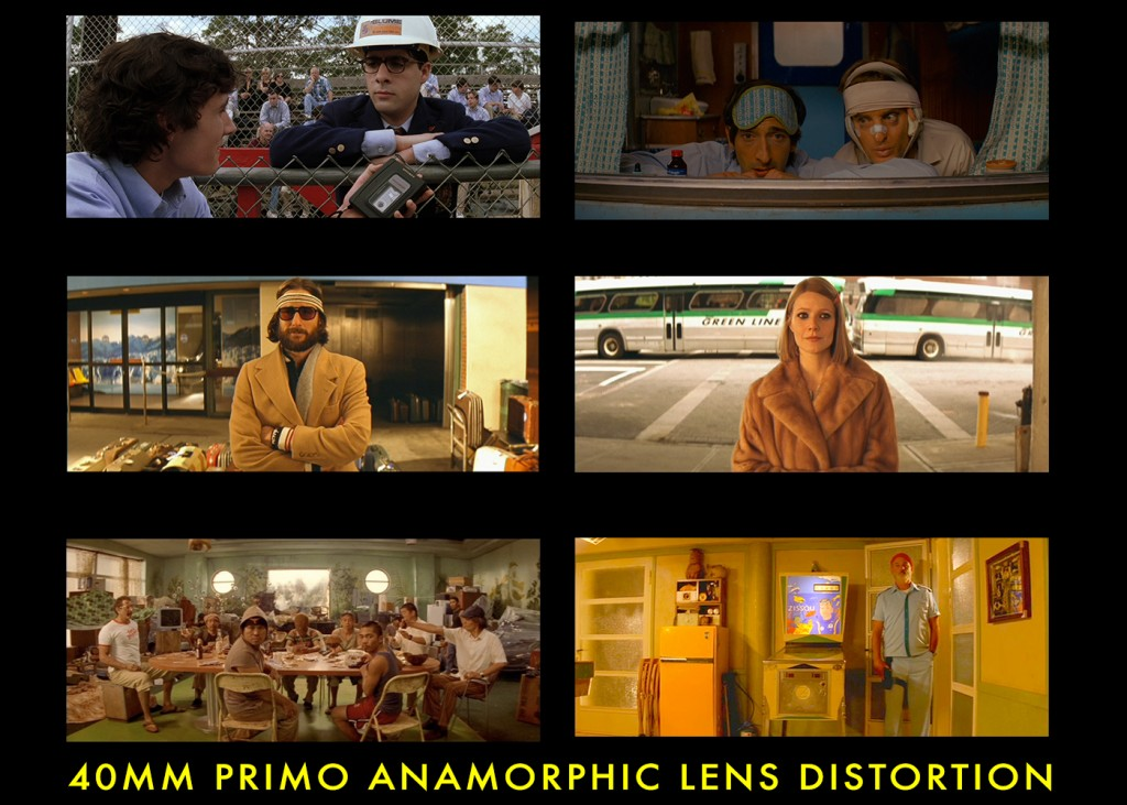 Vashi Visuals - Free After Effects Anamorphic Lens Effect