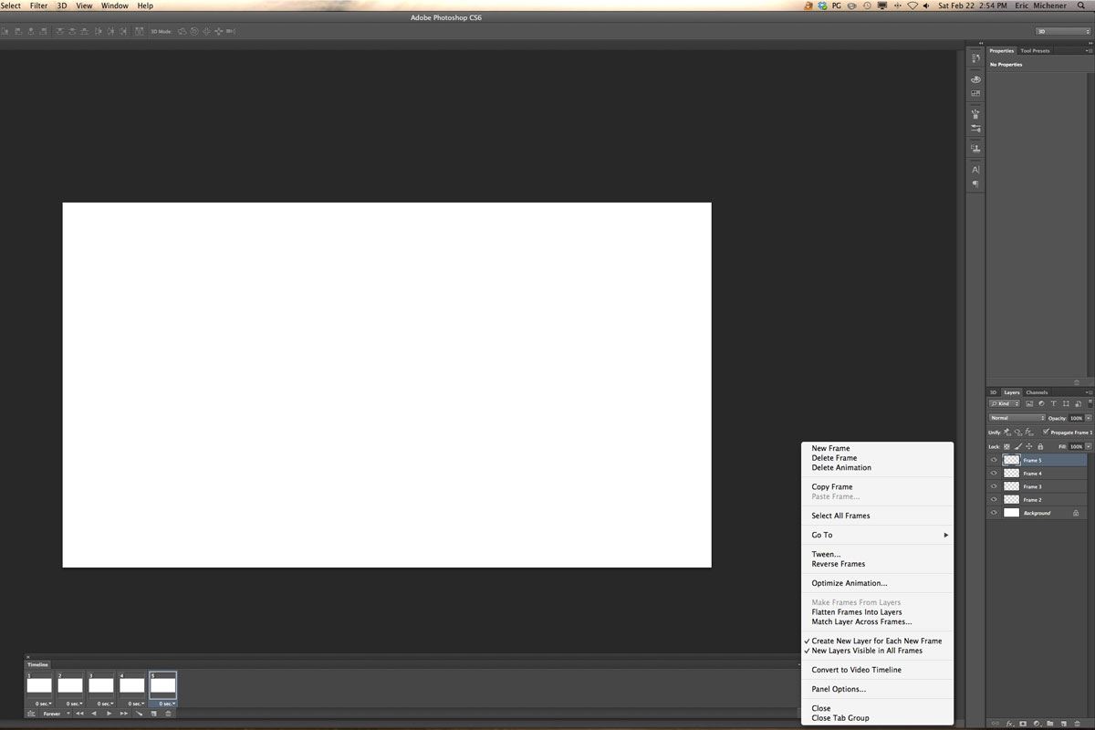 Looping Frame Animations in Photoshop and After Effects - The Beat ...