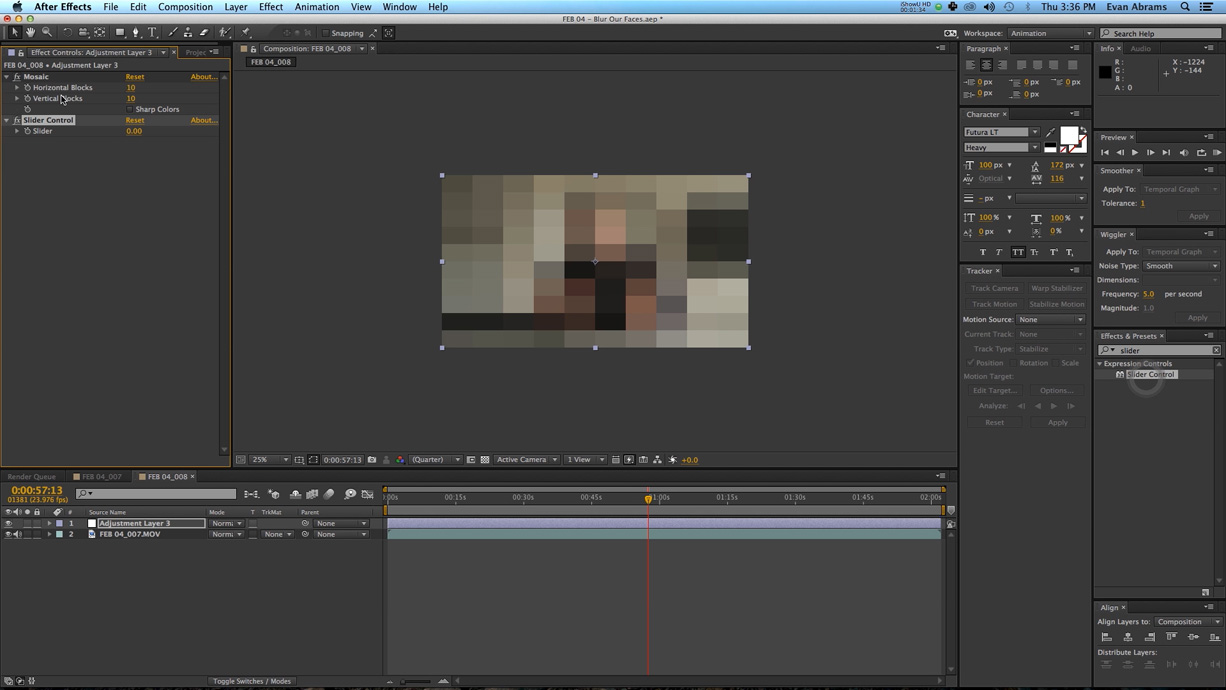 how to add an adjustment layer in premiere pro
