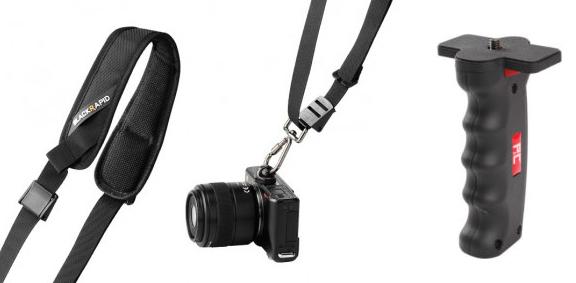 Camera Strap Grip