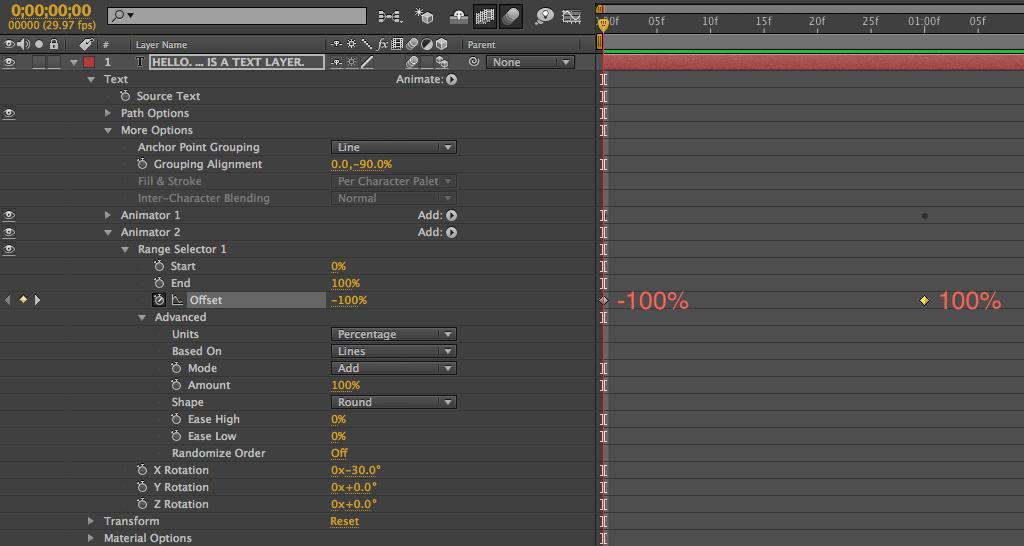 Animator 2 Keyframes