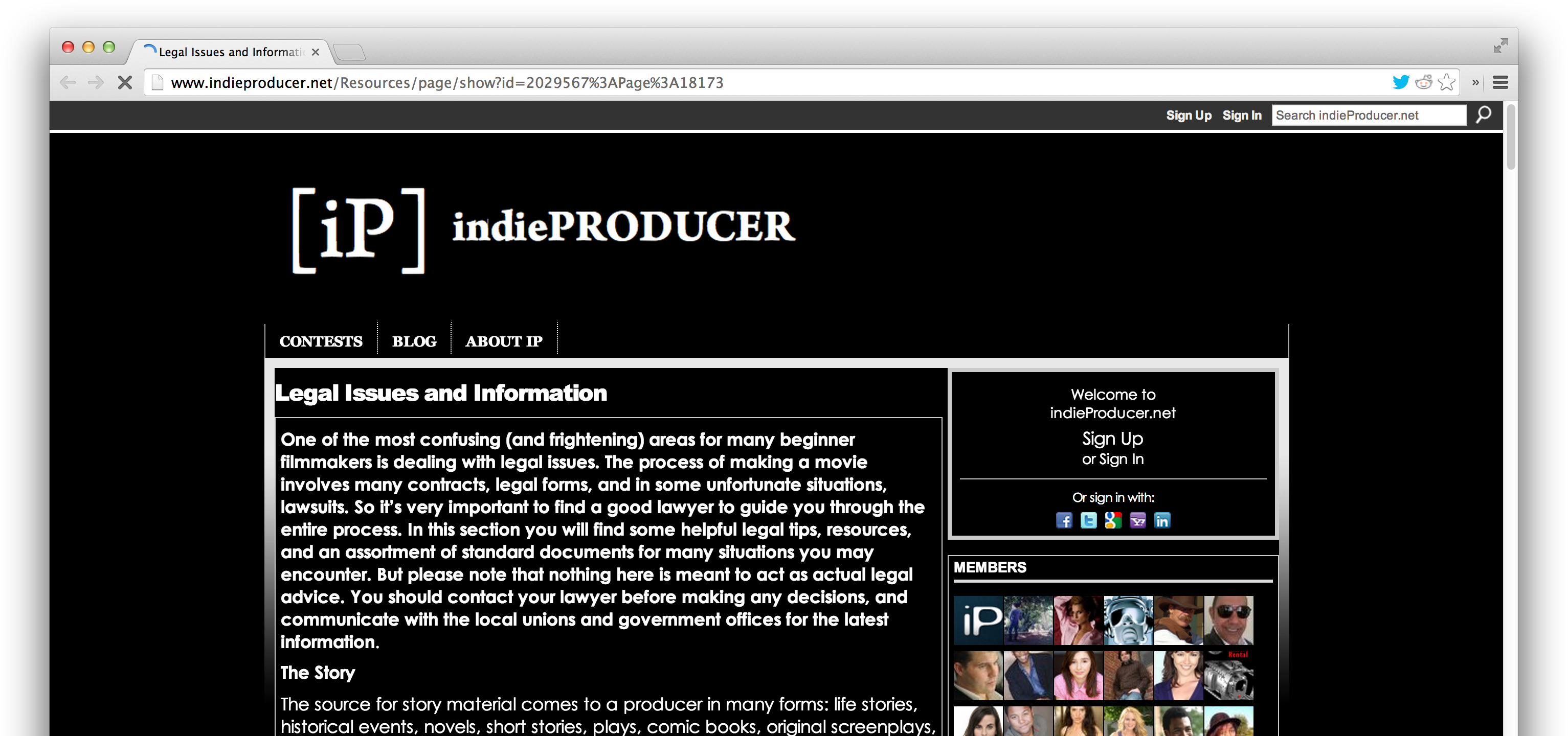IndieProducer