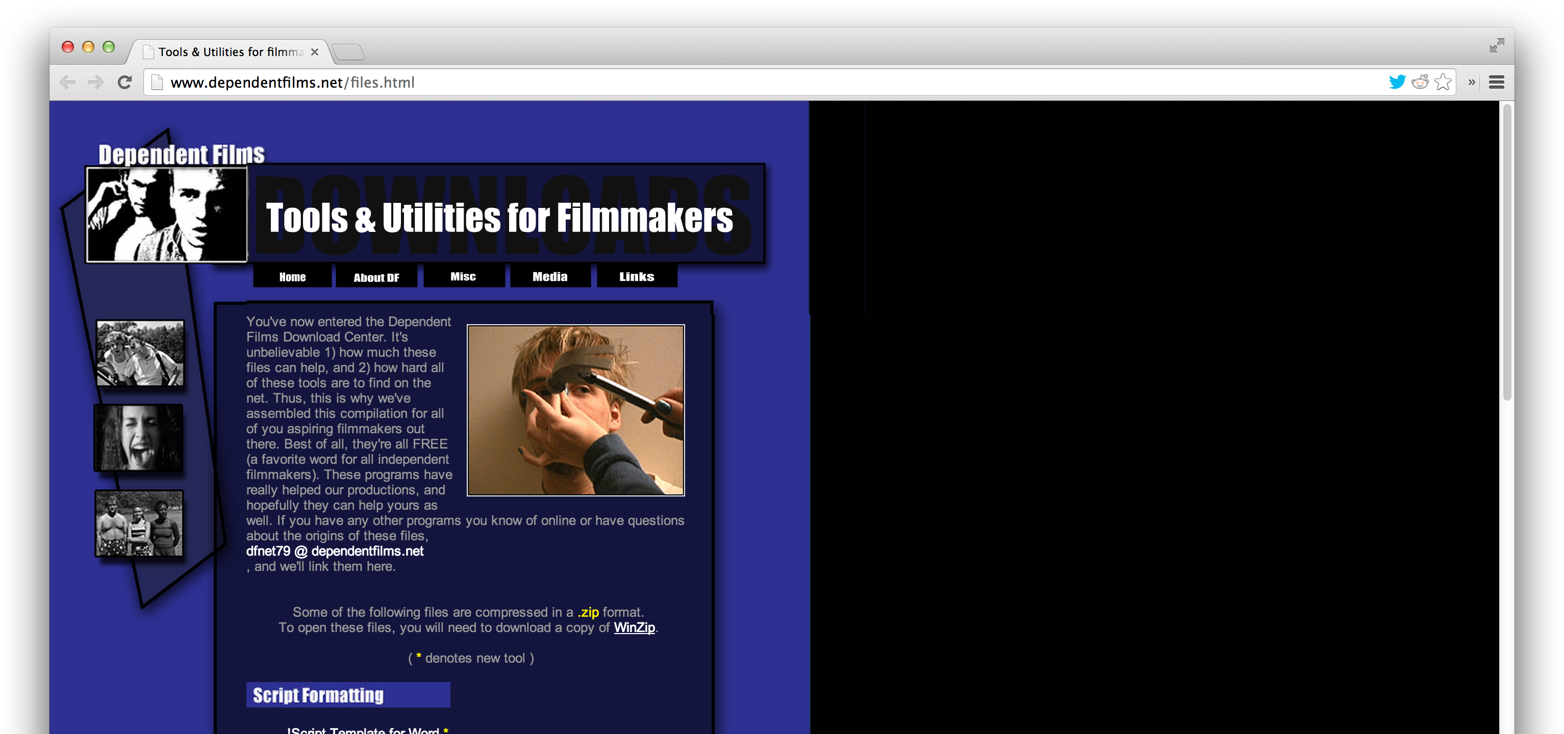 Dependent Films