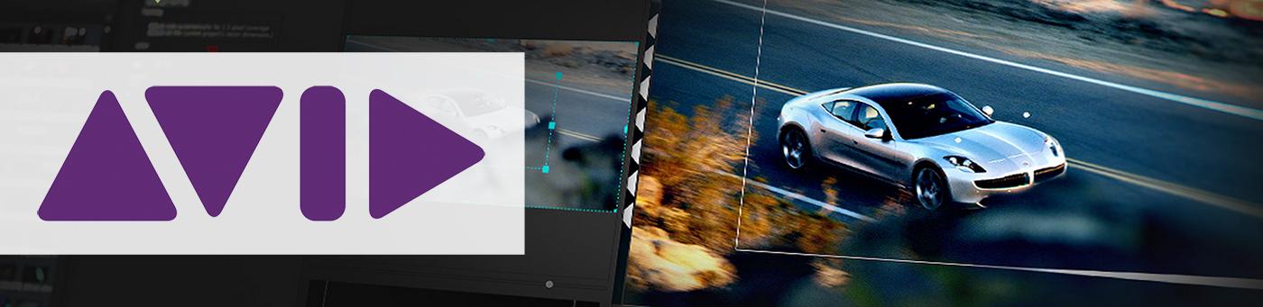 Avid Video Editing