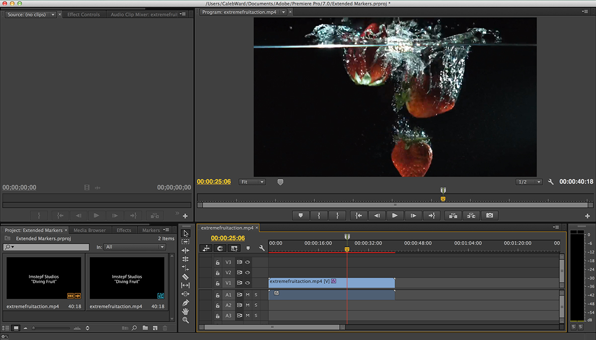 Watch How to Add a Marker in Pro Tools video