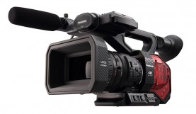 Panasonic Unveils the DVX200: A Pro All-In-One Camcorder
