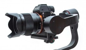 Affordable Gimbals for Light Cameras