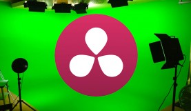 Pulling a Clean Green Screen Chroma Key In DaVinci Resolve