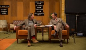Behind the Scenes With Wes Anderson