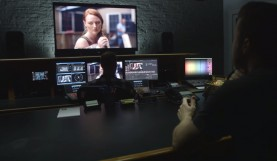 Go Inside a Professional Color Grading Suite