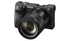 Sony Announces New Flagship a6500 Mirrorless Camera