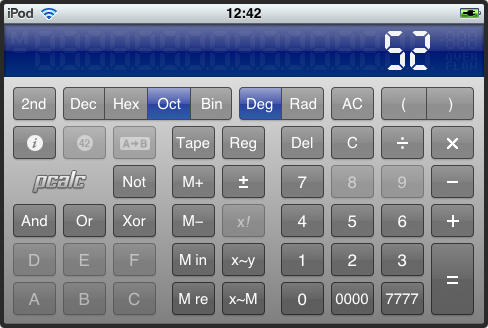 PCalc