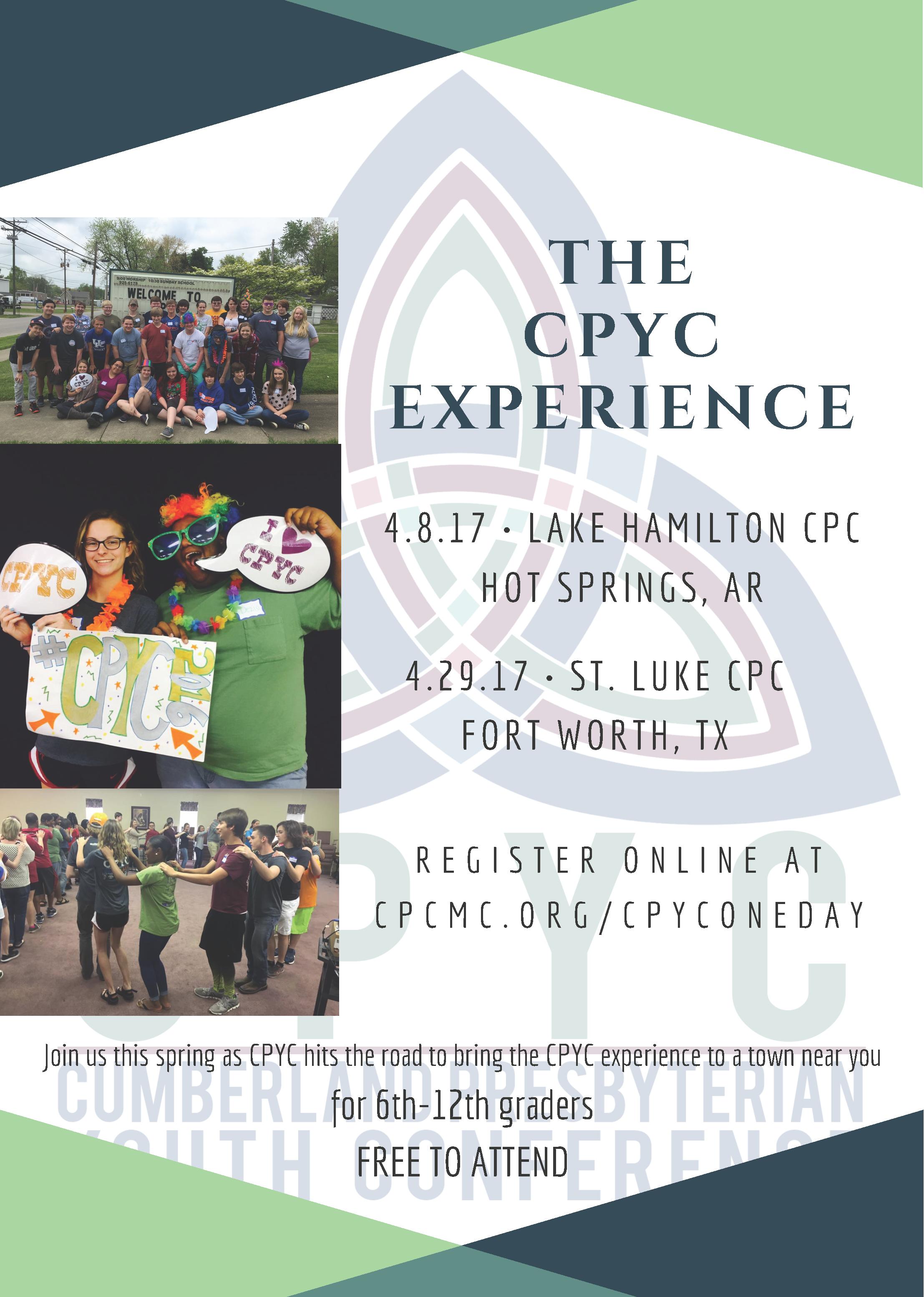CPYC 2017