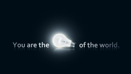 a brightly lit electric bulb against a dark background