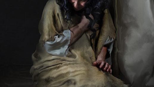 Gomer is redeemed by Hosea