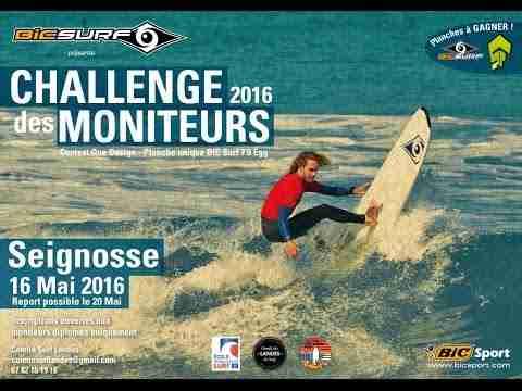 BIC Surf Challenge National des Moniteurs 2016