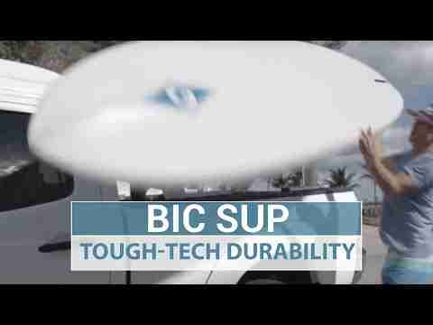 TOUGH-TEC - Durability Test - BIC SUP Exclusive New Technology