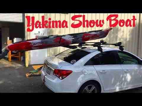 Yakima Showboat in Action