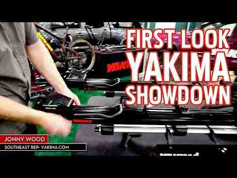 FIRST LOOK Yakima Showdown Kayak and SUP Load Assist