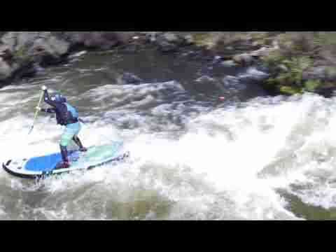 Big Eddy Whitewater SUP