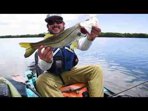 Kayak Fly Fishing | The Sanibel Special