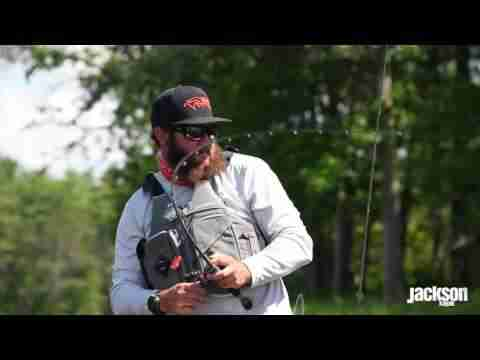 Canada Smallmouth Bass on Topwater Rat - Coosa HD