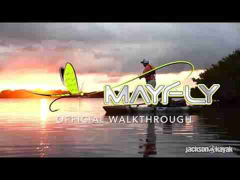 Jackson Kayak MayFly | Complete Walkthrough