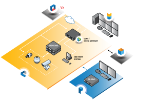 pelco video management options