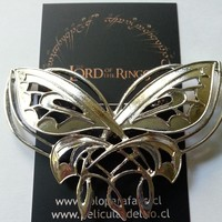 Broche mariposa arwen se%c3%b1or de los anillos lord of the rings peliculasdelrio soloparafans