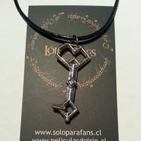 Collar thorin oakenshield runa llave peliculasdelrio soloparafans