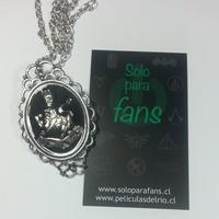 Collar escudo rosalie crepusculo twilight soloparafans.cl