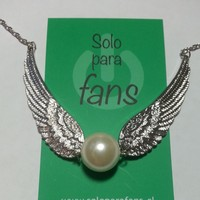 Collar snitch harry potter soloparafans peliculasdelrio