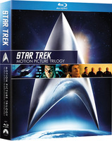 Star trek motion picture trilogy blu ray