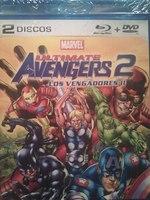 Ultimate avengers 2 bluray dvd peliculasdelrio soloparafans
