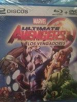 Ultimate avengers bluray dvd peliculasdelrio soloparafans