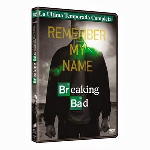 Breaking bad ultima temporada dvd peliculasdelrio