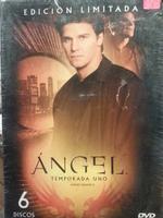 Angel edicion limitada temproada 1 dvd peliculasdelrio