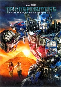 Transformers la venganza de los caidos revenge of the fallen dvd peliculasdelrio