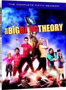 The big bang theory temporada 5 dvd peliculasdelrio